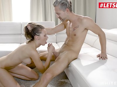 Wakes Up To A Hot Ride On Lovers Morning Wood - Stacy Cruz, Unpremeditated Lutro And Bo Tingley