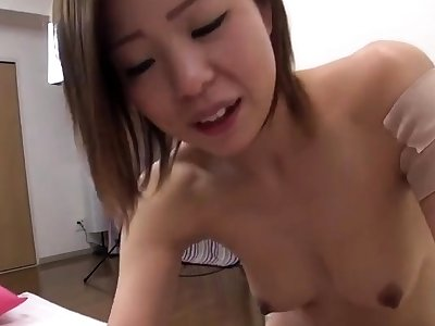 Japanese Teen Couple Creampie Amateur Pov
