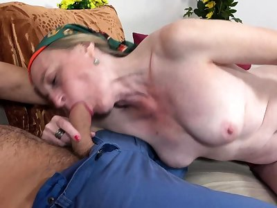 Prolapse mom anal sex at hand step grandson