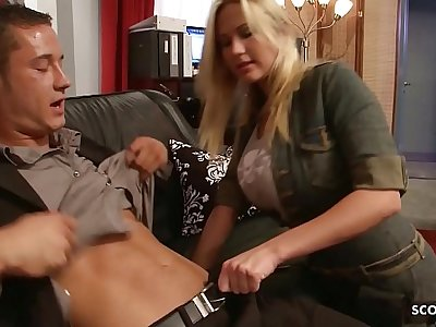 Big Bouncing Tits Nympho Craftswoman Seduce to Fuck going forward